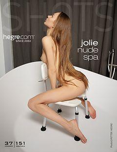 Jolie nude spa