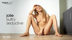 Jolie séductrice sensuelle