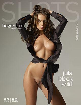 Jula black shirt