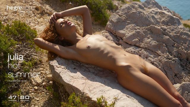 Julia hot Summer