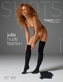 Julia nude fashion