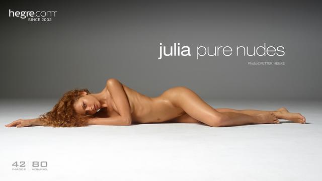 Julia pure nudes