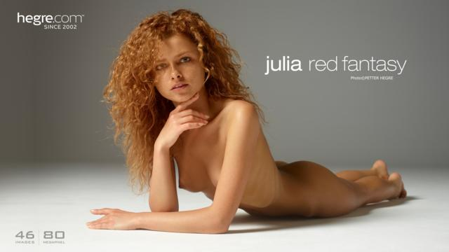 Julia red fantasy