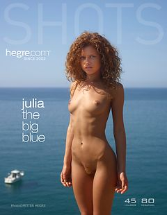 Julia the big blue