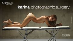 Karina photographic surgery