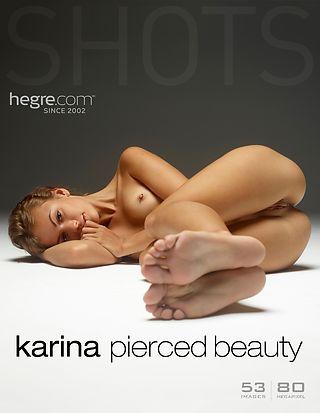 Karina beauté percée