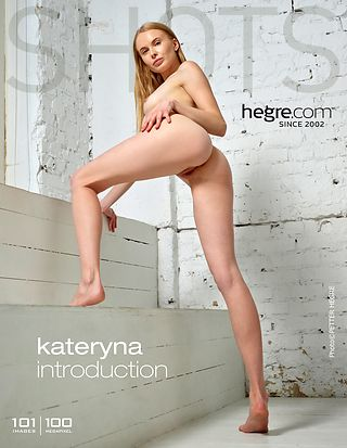Kateryna introduction