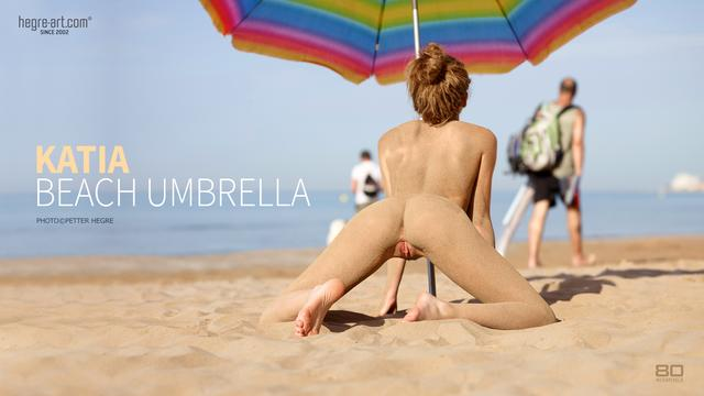 Katia beach umbrella