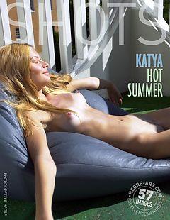 Katya hot summer