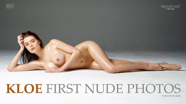 Kloe first nude photos