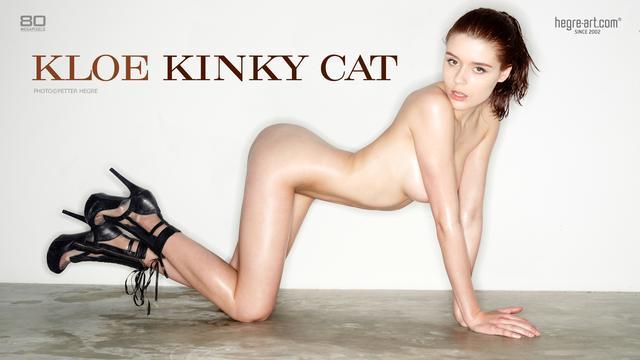 Kloe kinky cat