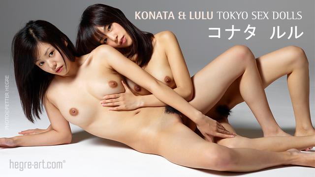 コナタ&ルル 東京セックスドール