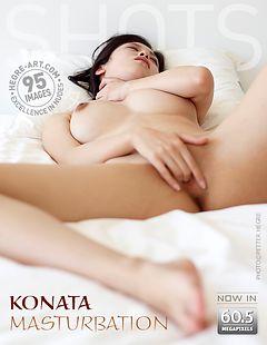 Konata masturbation
