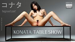 Konata table de show