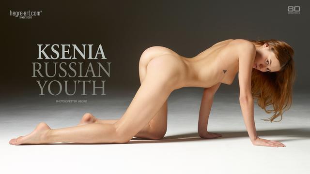 Ksenia jeunesse russe