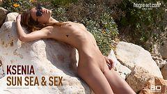 Ksenia sun sea et sex