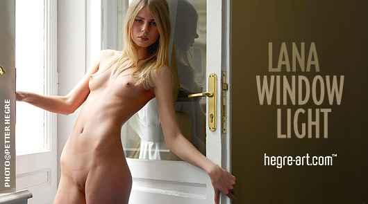 Lana window light