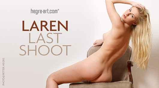 Laren last shoot