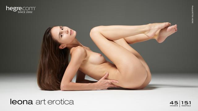 Leona art erotica