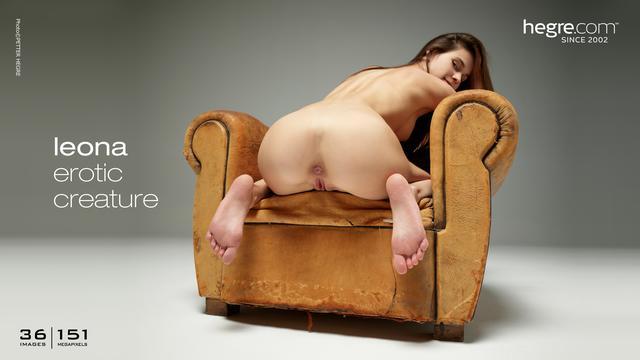 Leona erotic creature