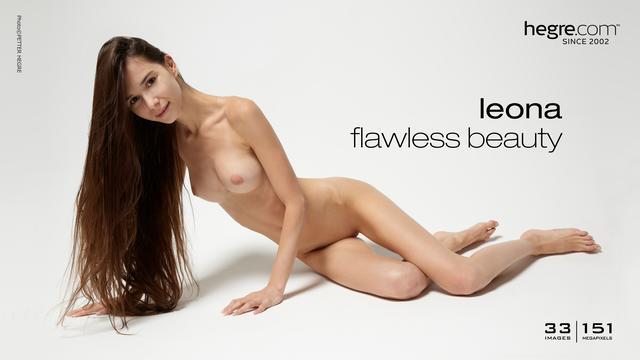 Leona Makellose Schönheit