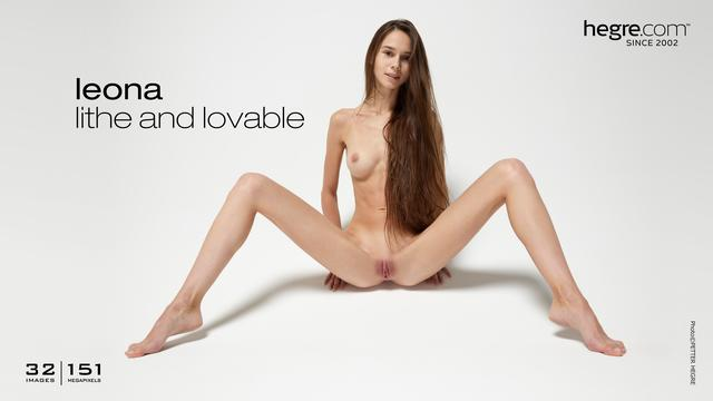 Leona lithe and lovable