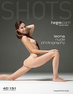 Leona Aktfotografie
