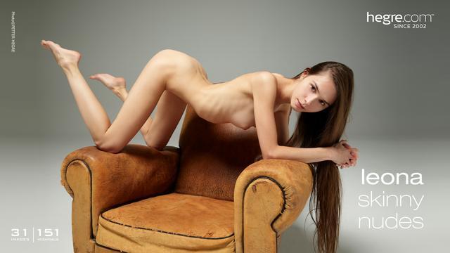 Leona skinny nudes