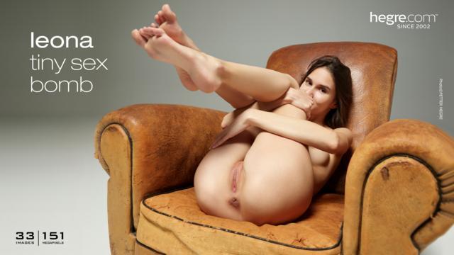 Leona tiny sex bomb