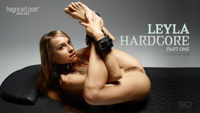 Leyla hardcore partie 1