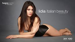 Lidia Italian beauty