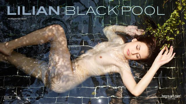 Lilian black pool