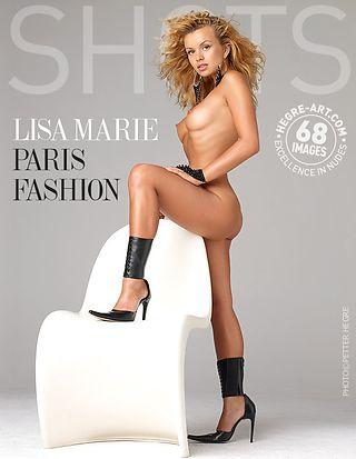 Lisa Marie moda París