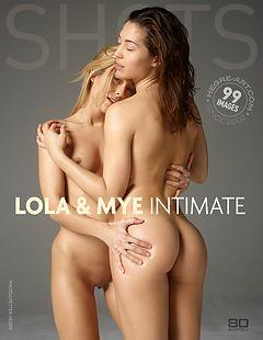 Lola & Mya intimate