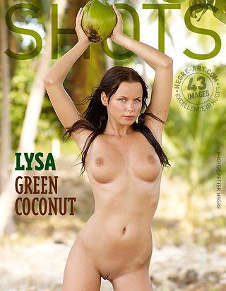 Lysa green coconut
