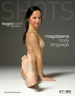 Magdalena body language