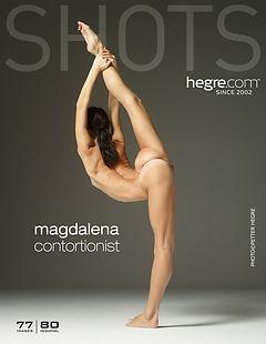 Magdalena contorsionista