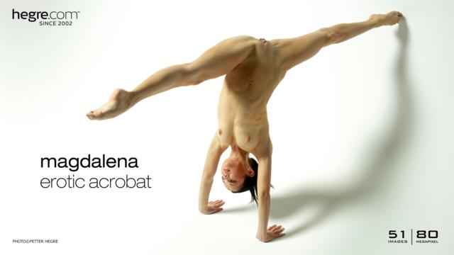 Magdalena erotic acrobat