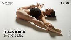 Magdalena ballet érotique