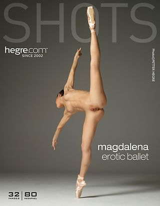 Magdalena erotic ballet