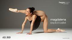 Magdalena explicit ballet