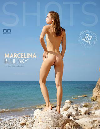 Marcelina blue sky