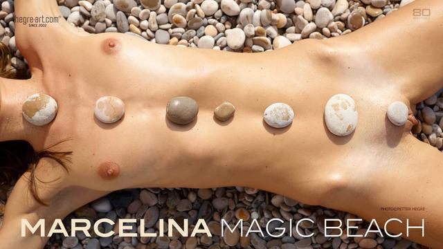 Marcelina magic beach
