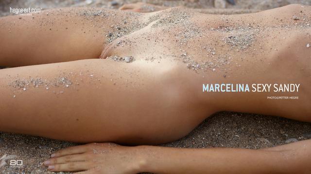 Marcelina sexy sandy