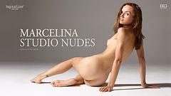Marcelina studio nudes