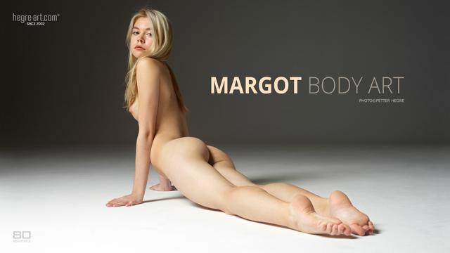 Margot body art
