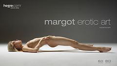Margot art érotique
