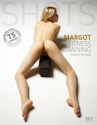 Margot fitness training
