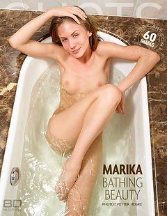Marika bathing beauty