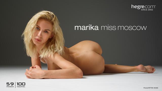 Marika Miss Moskau